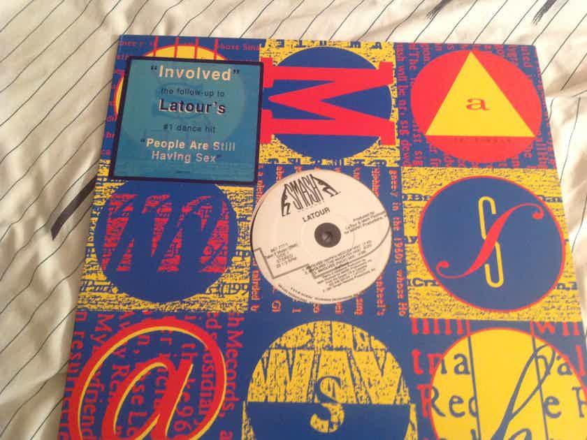Latour Involved Smash Records Promo 12 Inch