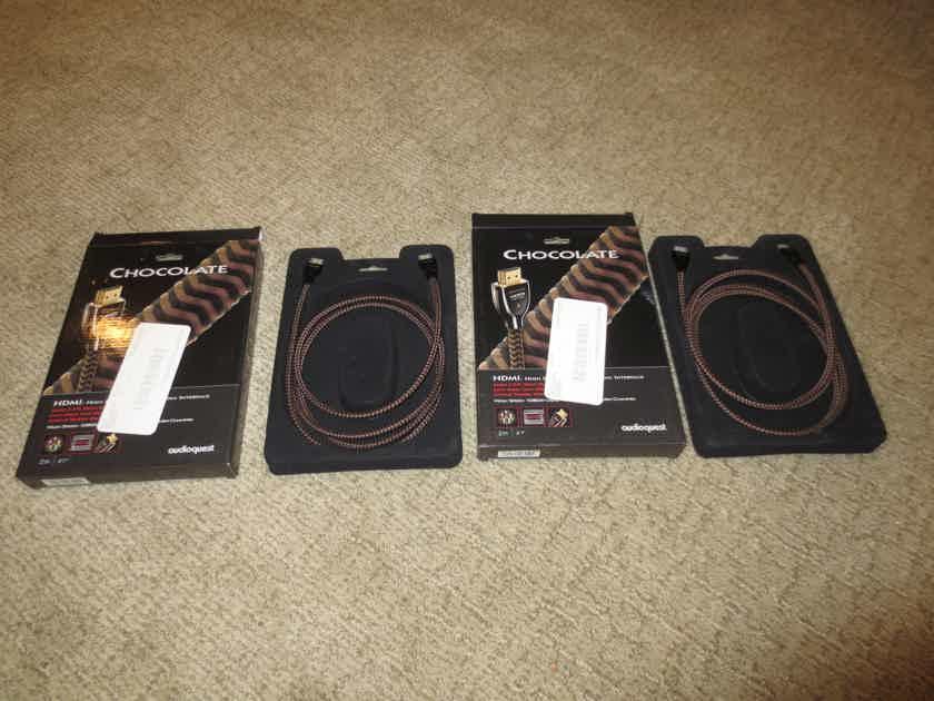 AudioQuest Chocolocate HDMI 2.0M