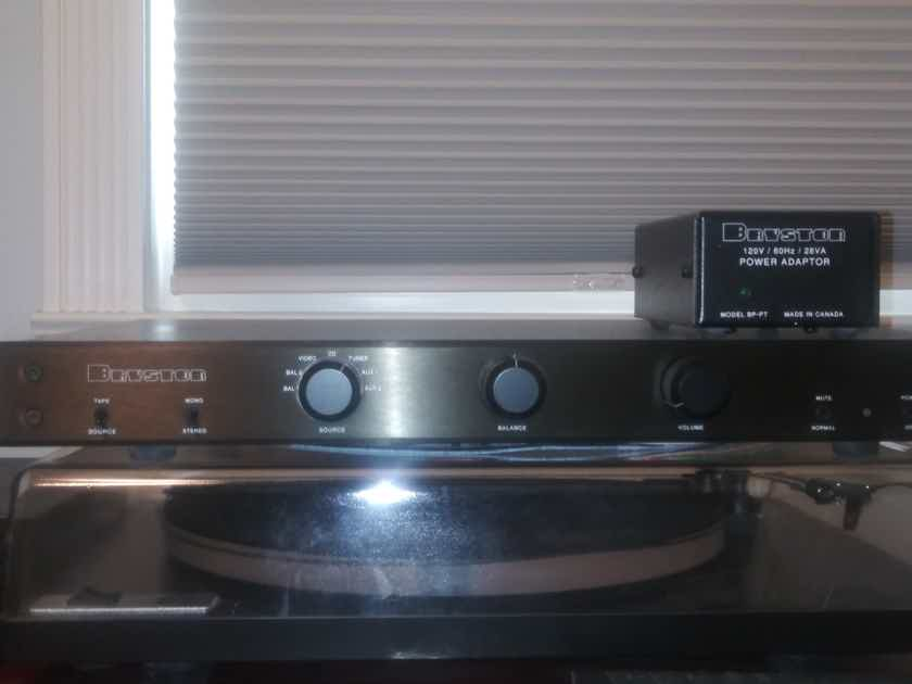 Bryston BP 20 Pre Amplifier