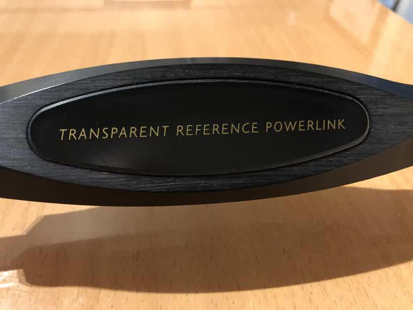 Transparent Audio POWERLINK MM2X  WOOF! WOOF!