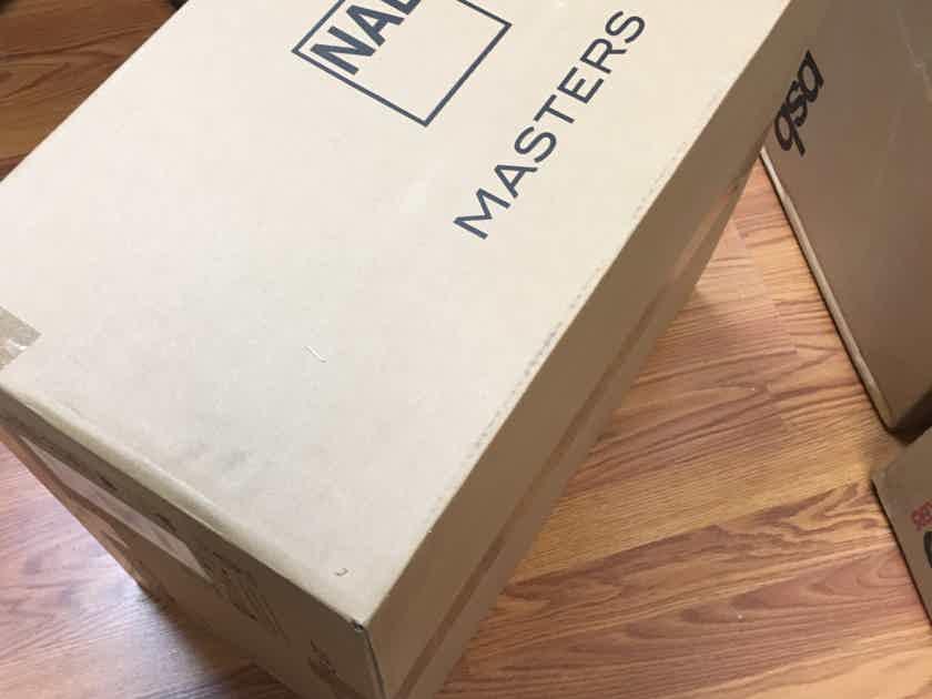 NAD Masters Series M27 7 x 180 Watt Hybrid Digital Multi Channel Amplifier - MINT - Sealed - Never Used