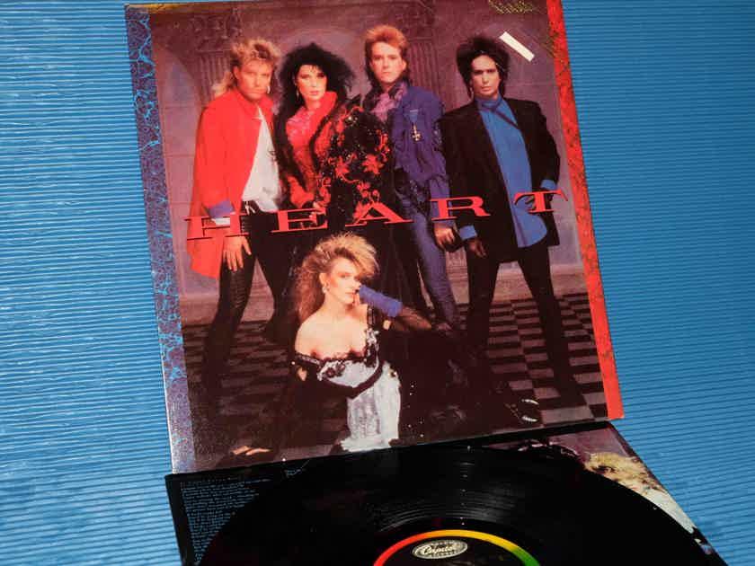 """HEART - """"Heart 1"""" -  Capitol 1985 'Promo'"""