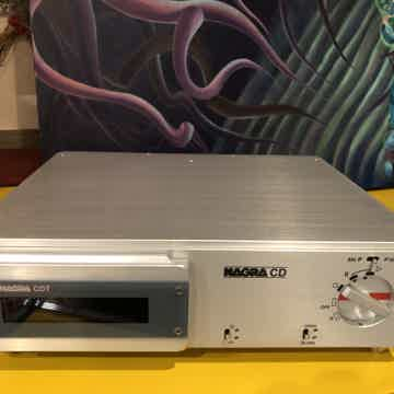 Nagra CDT almost new  50% off