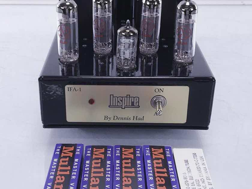 Dennis Had  Inspire IFA-1 Stereo Tube Amplifier (10500)