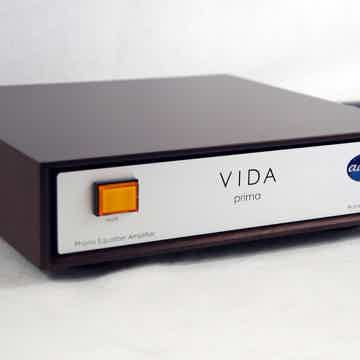VIDA Prima Phono Stage Amplifier