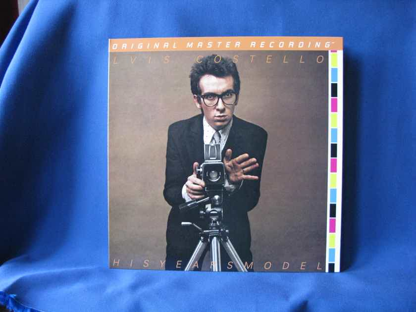 Elvis Costello - This Years Model - Mobile Fidelity
