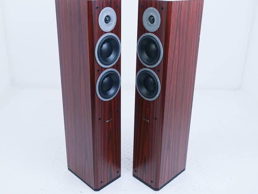 Dynaudio Focus 260 Floorstanding Speakers; Rosewood Pair (16318)