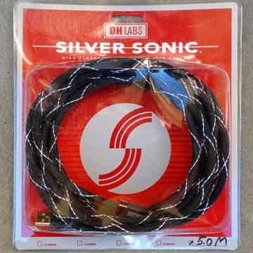 DH Labs Silversonic USB 5m