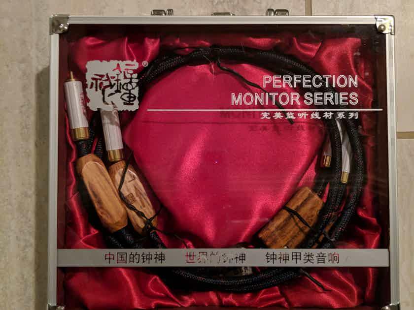 Jungson Auduio Perfection Monitor series 1 meter RCA