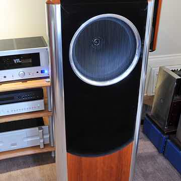 TANNOY Dimension TD12 in American Cherry SEE PHOTO