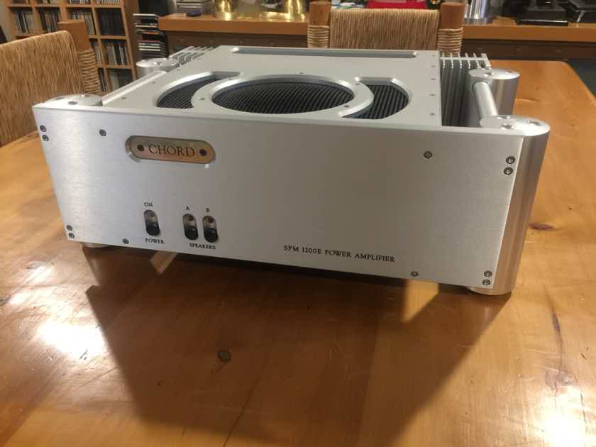 Chord SPM-1200 E POWER AMPLIFIER