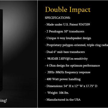 Tekton Design, LLC Double Impact