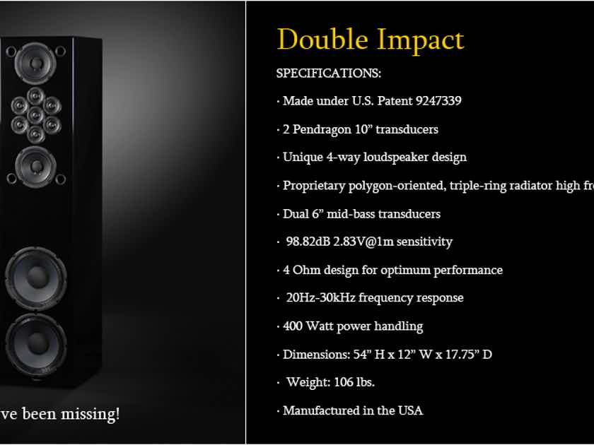 Tekton Design Double Impact