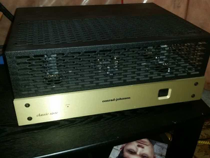 Conrad Johnson Classic 60 Excellent Condition With Box Includes Paypal
