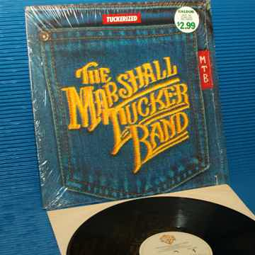 "THE MARSHALL TUCKER BAND   "" Tuckerized"" -"
