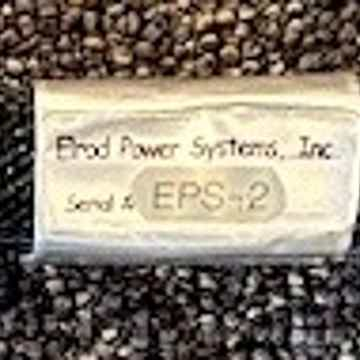 Elrod Power Systems EPS-2 6' Nice Ribbon Power cord