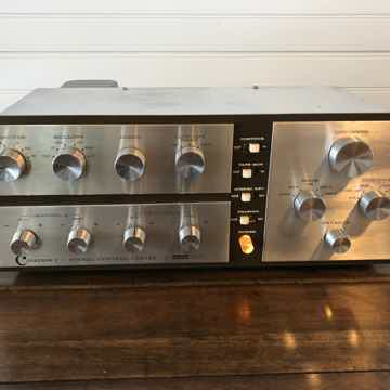 Harman Kardon I preamp