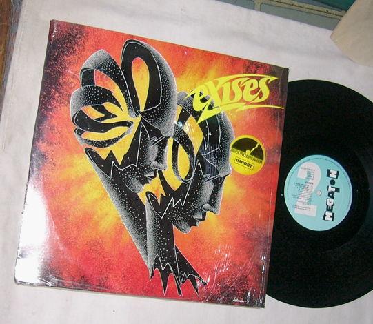 EXISES - SELF TITLED ALBUM -
