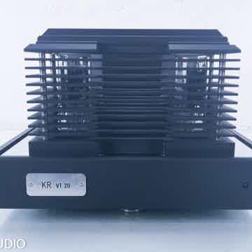 VT-20 Dual Mono Transistor Tube Power Amplifier