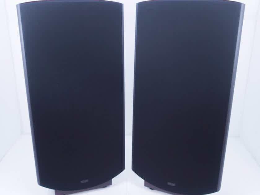 Quad ESL 2912 Electrostatic Floorstanding Speakers Black / Rosewood Pair (14772)