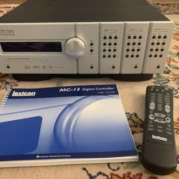 Lexicon MC-12B V.5.25