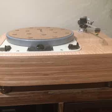Garrard 301 Turntable w/ Jelco TK-950L tonearm and Soun...