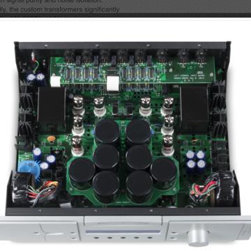 Balanced Audio Technology vk-53se stereo preamp