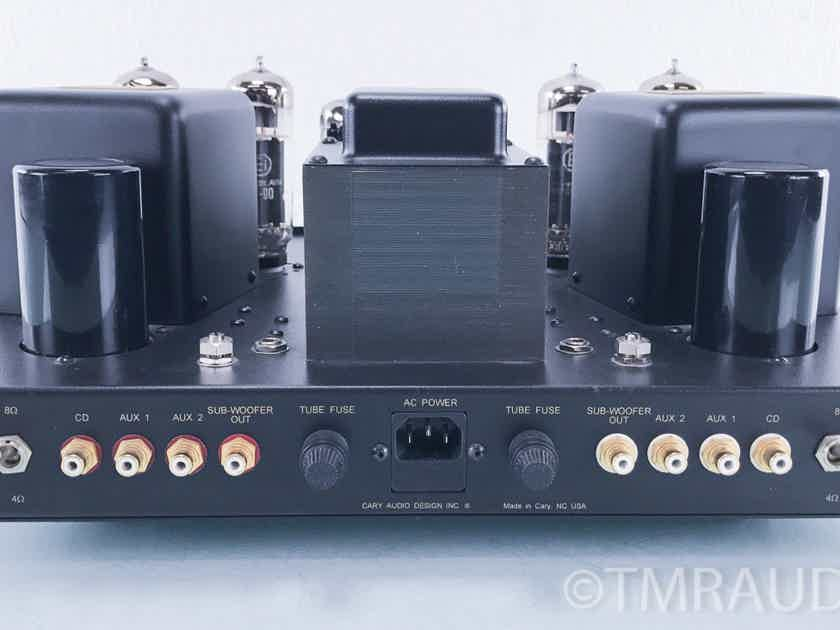 Cary Audio SLI-80 Tube Stereo Integrated Amplifier w/ Headphone (2524)