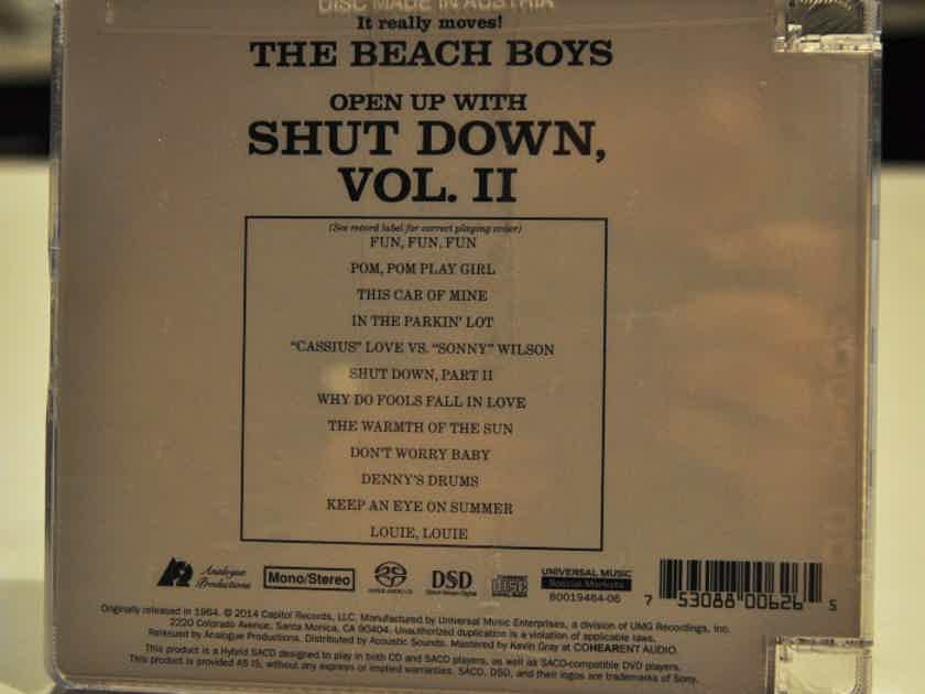 The Beach Boys Shut Down Volume 2