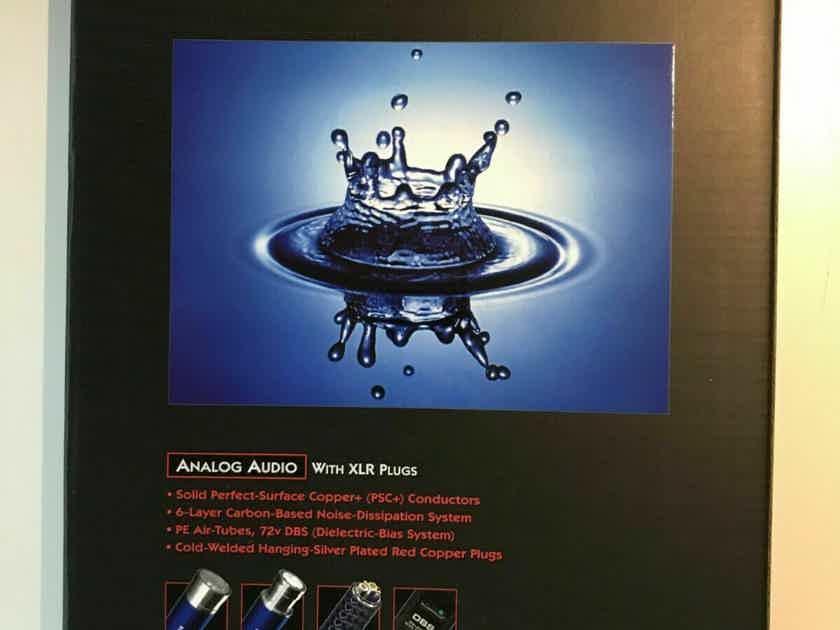 AudioQuest Water XLR to XLR (3M)