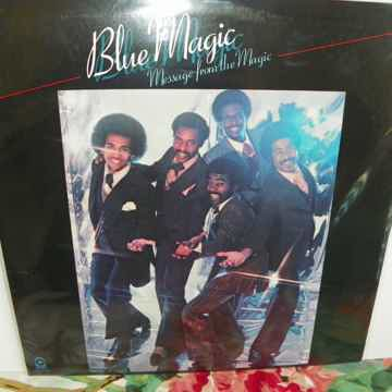 BLUE MAGIC - MESSAGE IN THE MUSIC