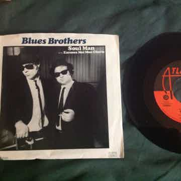 Blues Brothers - Soul Man/Excuses Moi Mon Cherie 45 Sin...
