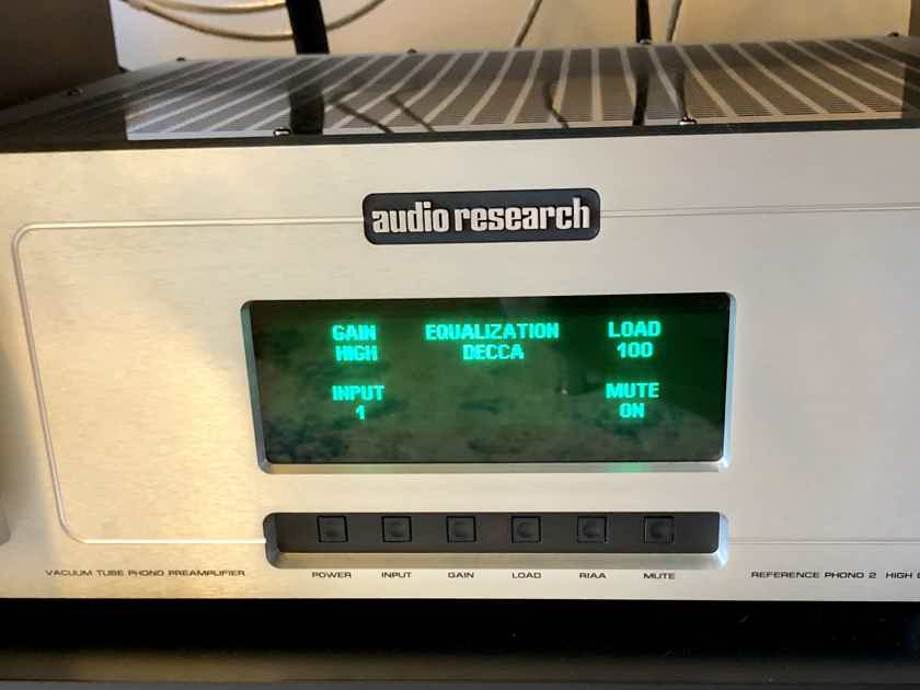 Audio Research Reference Phono 2 - Low Hours <<FREE Shipping>>
