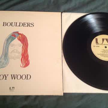 Roy Wood  Boulders United Artists Records