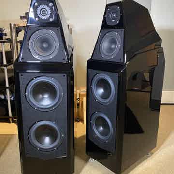 Wilson Audio Sasha 2 pair in Black