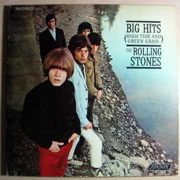 The Rolling Stones - Big Hits (High Tide And Green Gras...