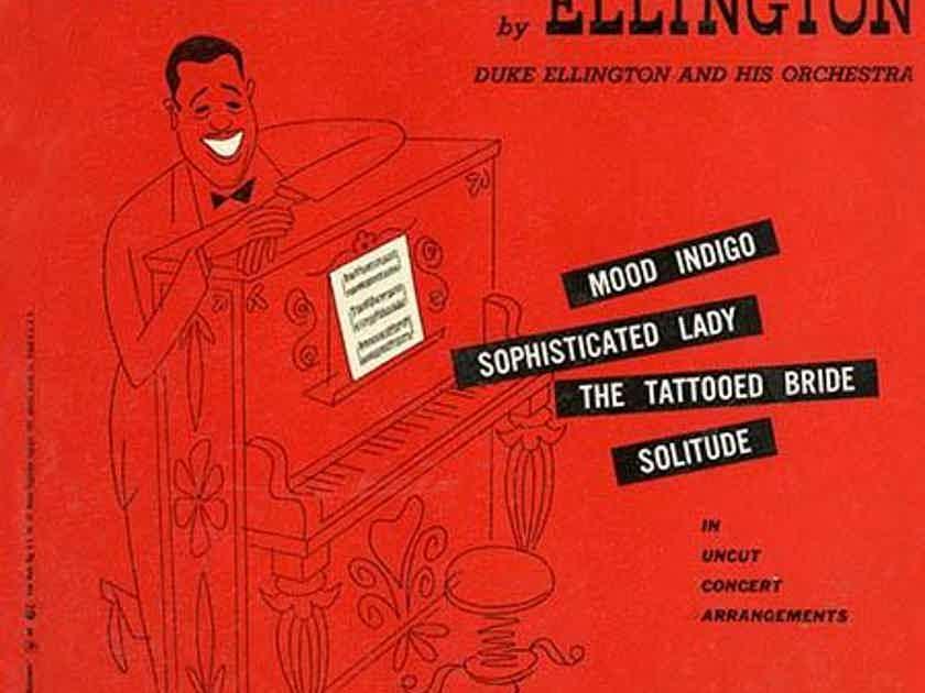 Duke Ellington Masterpieces By Ellington Hybrid/SACD