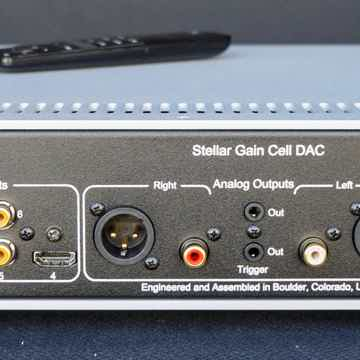 PS Audio  Stellar Gain Cell DAC