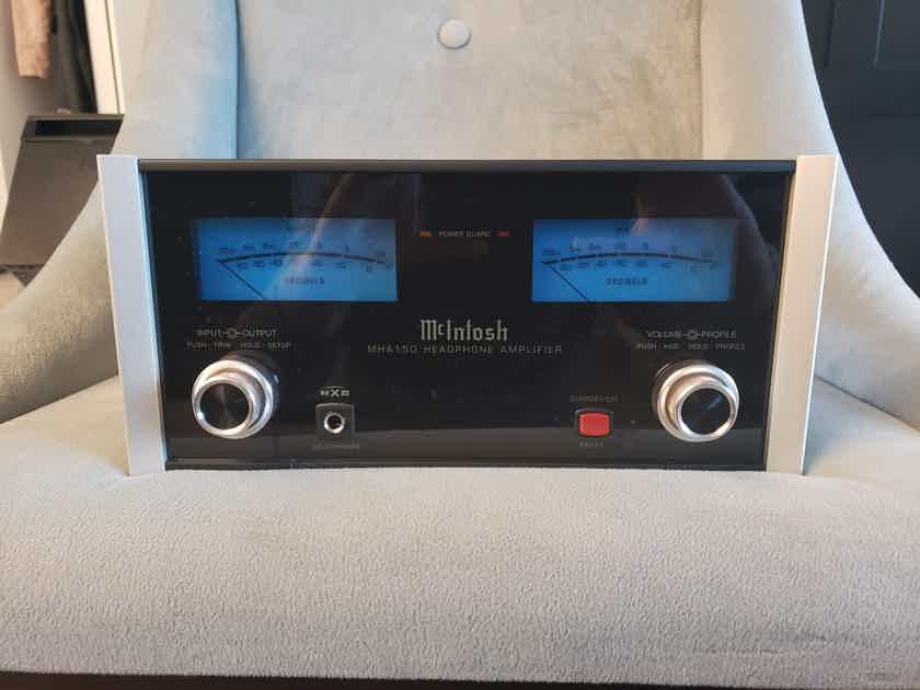 Mcintosh MHA-150 - Mint, current generation, headphone amp, Chicago