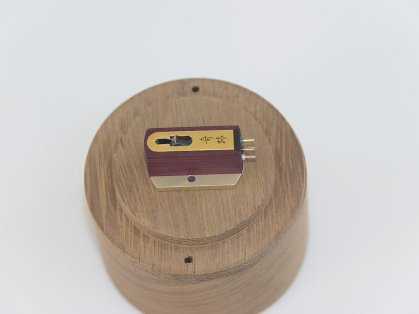 Kiseki Purple Heart Sapphire Cartridge