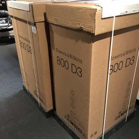 B&W (Bowers & Wilkins) 800D3