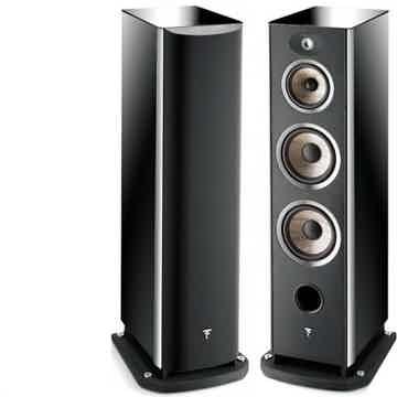 Focal Aria 948 Floorstanding Speakers (Gloss Black): MI...