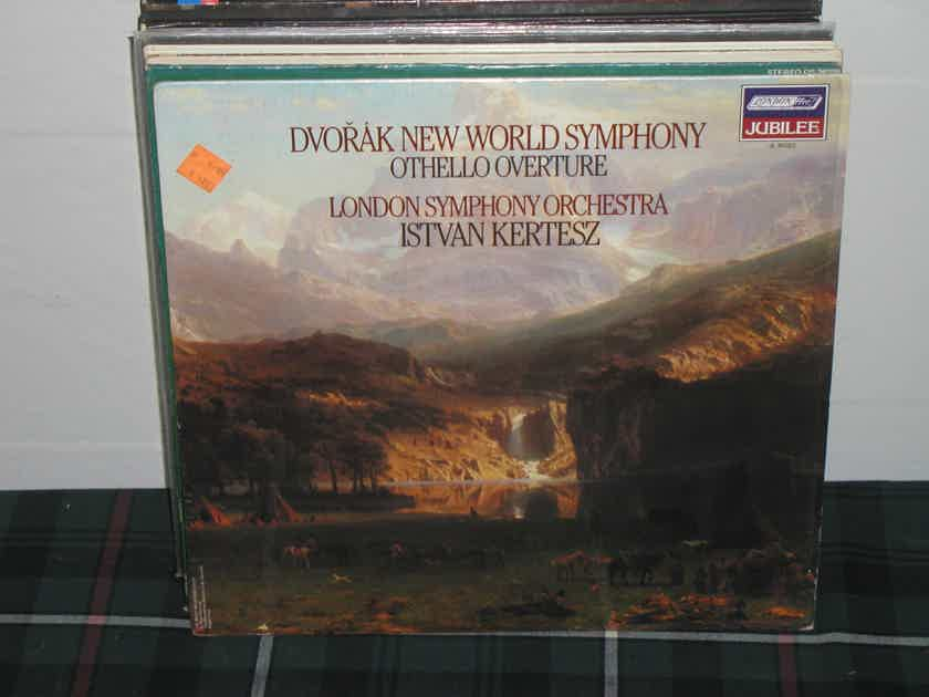 Kertesz/LSO - Dvorak New World London JL41022 Jubilee/Holland press