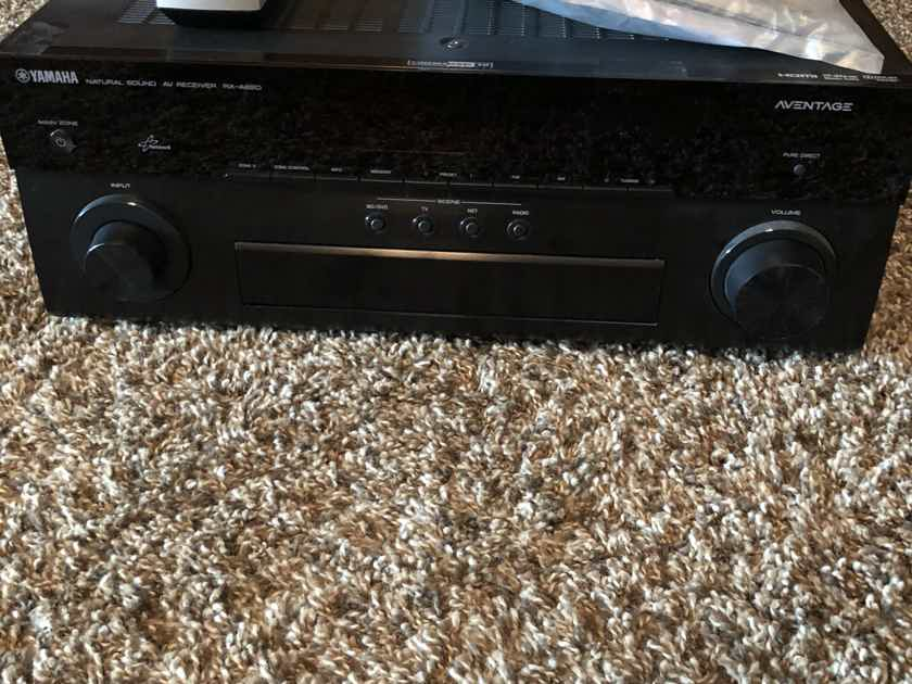 Yamaha Aventage rx-a820 receiver