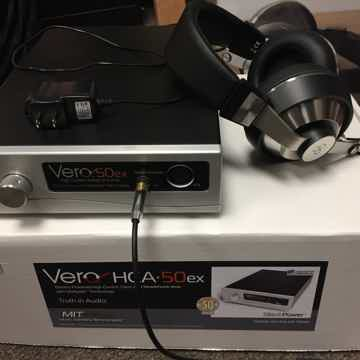 Vero 50ex headphone amp