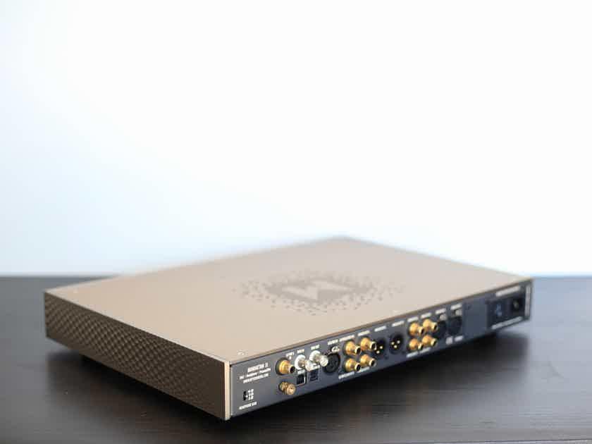Mytek MANHATTAN II - pristine, 115V / 230V from Europe