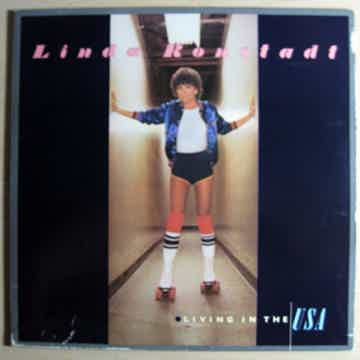 Linda Ronstadt - Living In The USA - SP Specialty Press...