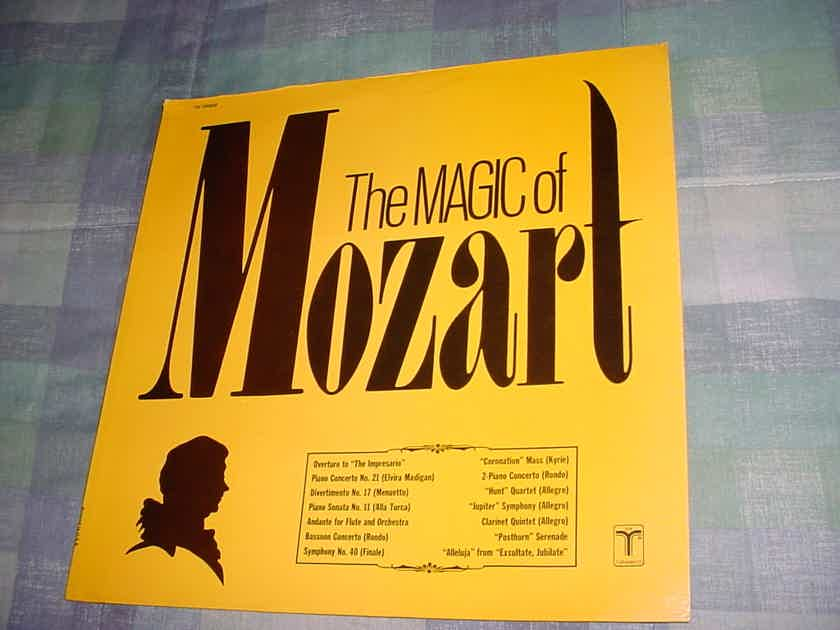 The magic of Mozart lp record Turnabout tv34802 see add 1979