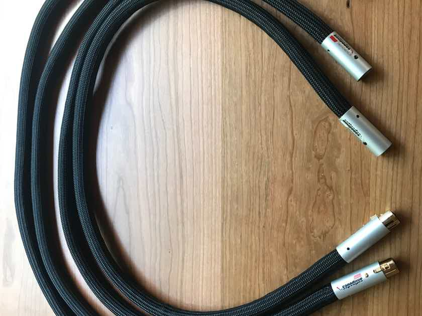 Antipodes Audio Reference Balanced XLR 1 (2, 3, 5)  Meter