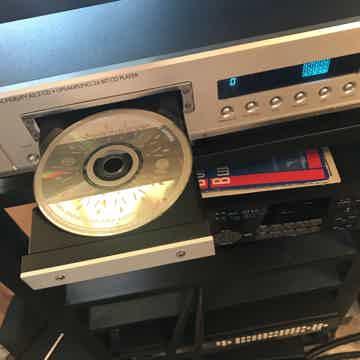 Musical Fidelity A-3.2 cd